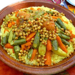 Cuscus-vegetariano